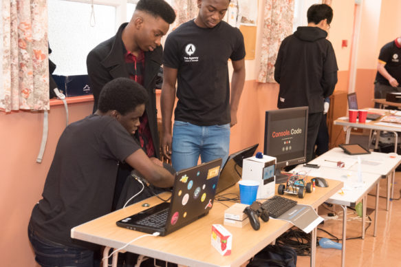 Community Day Contact 2017 credit Victor Oderinde