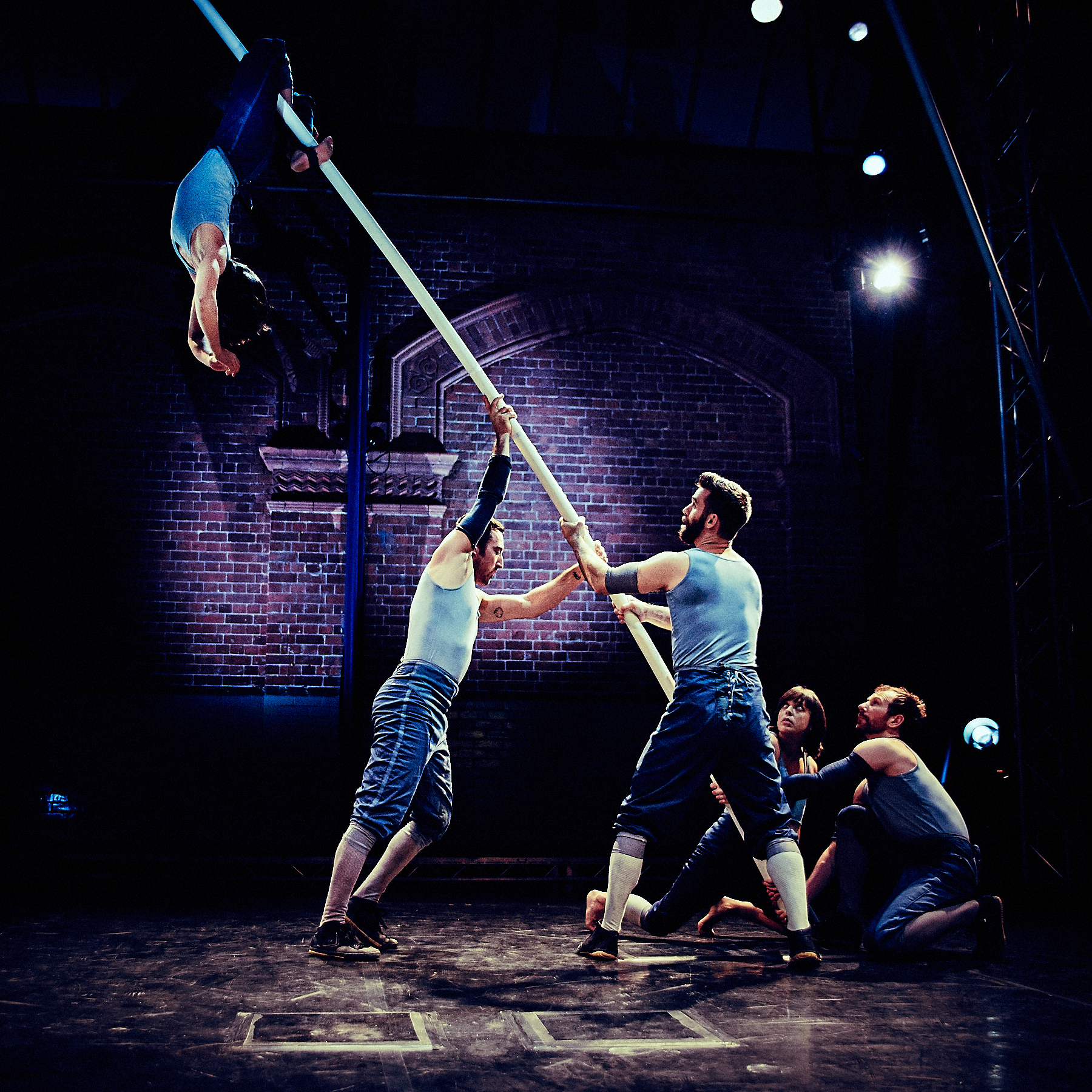 Ockham's Razor and Contact: Switch + Tipping Point - Contact