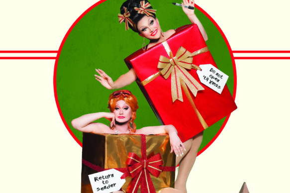 BenDeLaCreme and Jinkx Monsoon All I Want for Christmas is Attention