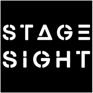 Logo reads: STAGE SIGHT